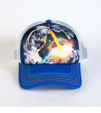 Cat Trucker Hat | Cataclysm-Gifts from DePanda
