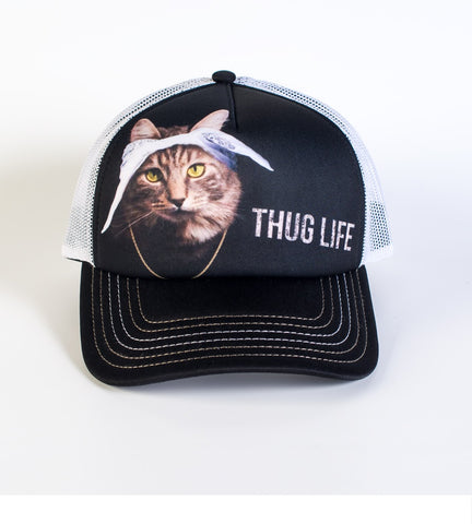 Cat Trucker Hat | Tupaw-Gifts from DePanda