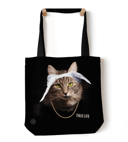 Cat Tote Bag | Tupaw-Gifts from DePanda