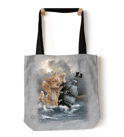Kitten Tote Bag | Krakitten-Gifts from DePanda