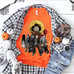 Halloween Moon Shirt