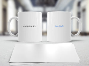 Custom Coffee Mug 11oz