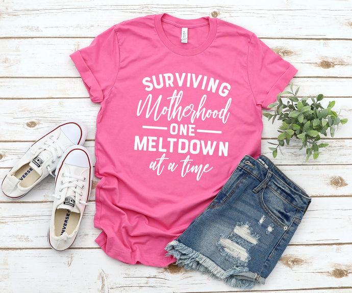 Surviving Motherhood... Shirt