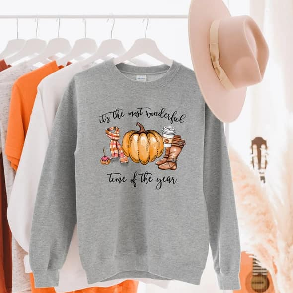 Wonderful Fall Shirt