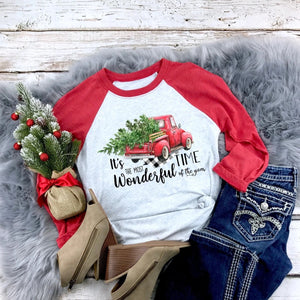 Most Wonderful Time of the Year Shirt