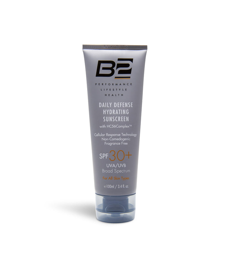 Defense Hydrating Sunscreen