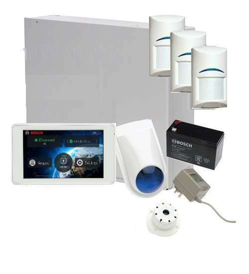 0109 Gunn Bosh Solution 3000 Security System Secure Diamonds.