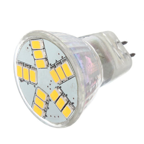 01100 Gunn 4W 6K MR11 12V DC Replacement Bulb Style Sale.