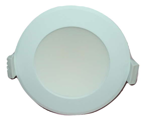 01111 Gunn Ensa 10W 3K White Fixed Down Light LDLBB10FW2 You.