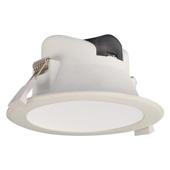 01113 Gunn Sal Led 9W Wave S9065TC 3,4,6K White 113Dia Down Light You.