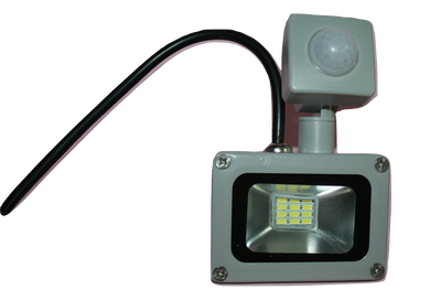 03106 Gunn 10W 240V AC Flood Light with Sensor And Plug Efficient Celebration.
