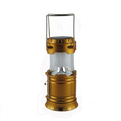 04104 Gunn 3W 2 in 1 Solar Camping Torch Lantern flashlight Outback.