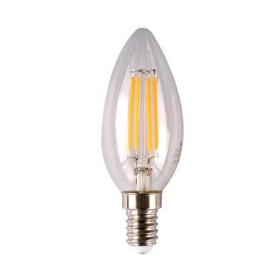 04142 Gunn Sal 4W 5K LCA50E14DC Candle Replacement Bulb Style.