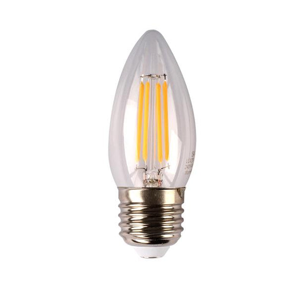 04144 Gunn Sal 4W 5K LCA50E27DC Candle Replacement Bulb Style.