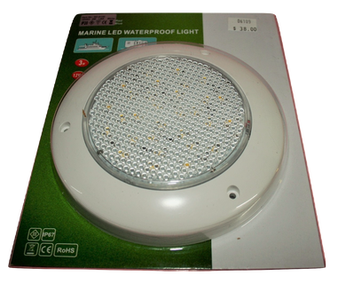 06109 Gunn Led 3W 12V DC 6K 151 Dia Down Light You Outback Sale.