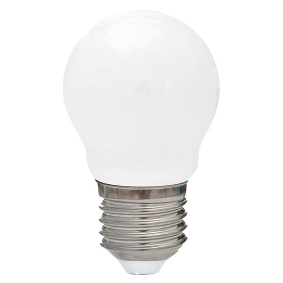 06134 Gunn Sal 4W 27K LFR27E27D Fancy Round Replacement Bulb Style.