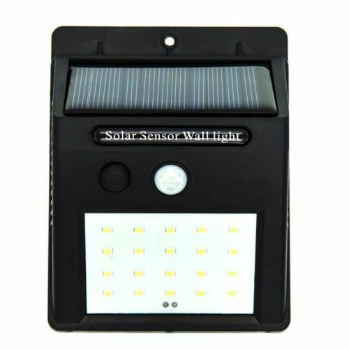 07103 C Gunn 2W 5K Solar Sensor Security Light 20 Leds Sunshine Outback Sale Diamonds.