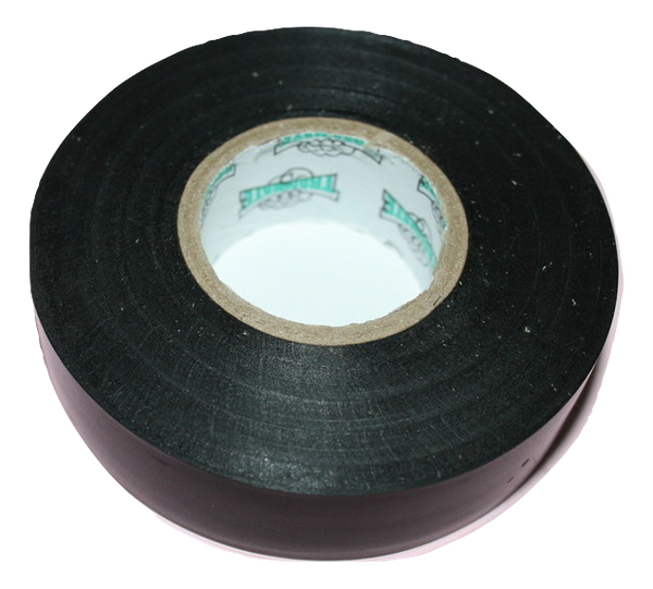 13109 Gunn Black Electrical Tape 20mm Wide Unique.