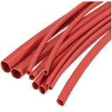 15104 Gunn 3mm Red Heat shrink Priced To Suite Sale.