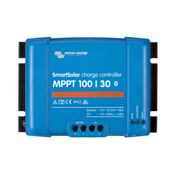 15114 Gunn Victron MPPT Blue Tooth Smart Charge Controller 100/30 Energy.