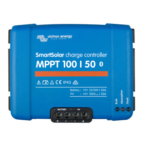 15116 Gunn Victron MPPT Blue Tooth Smart Charge Controller 100/50 Energy