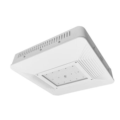15118 Gunn Sal 150W Led Canopy Light Recessed SHP205/150RC Glowing Celebration.