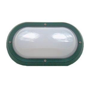 16108 Gunn Super 7W Led Wall Light Ellipse In shape LJ6001GN Distinction you.