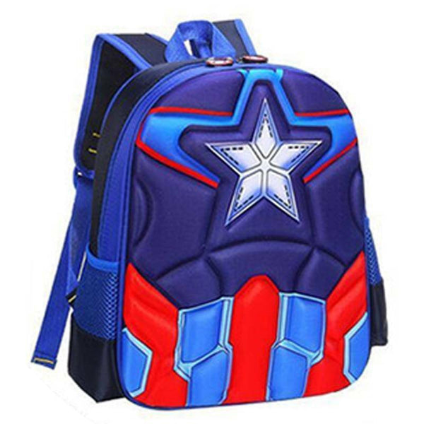18116 Merge BACK TO SCHOOL Kids Superhero Backpack School Bag Elegance Celebration.