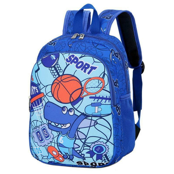 18117 Merge Kids Cute Cartoon Backpack Rucksack Shoulder Bag School Book Bag Elegance Celebration.