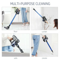 18157 Merge Exquisite Maxkon 5in1 Handheld Vacuum Cleaner Stick Steam Cleaner  11KPA Vac Recharge Celebration