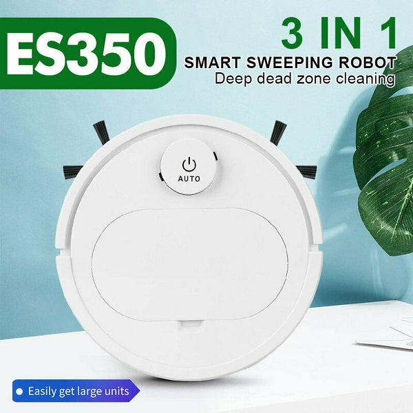 18162 Merge Exquisite 3In1 Smart Robot Vacumm Cleaner MopSweeping Brushless Motor Mop For Hard Floors Celebration