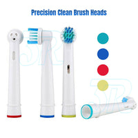 18204 Merge Health 20 x Replacement tooth Brush Heads Electric Brush For Oral B Braun Models Series
