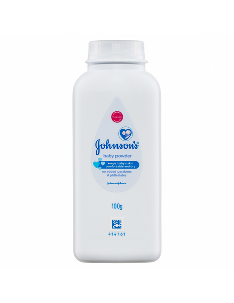 18211 Merge Powder Johnson And Johnson Baby Powder 100g
