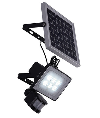 19100 Gunn 20W 2000 Lumens 6K Solar Sensor Security Light Sunshine Outback Sale.