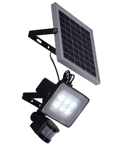 19100 B Gunn 20W 2000 Lumens 6K Solar Sensor Security Light Sunshine Outback Glowing Celebration Sale Diamonds.