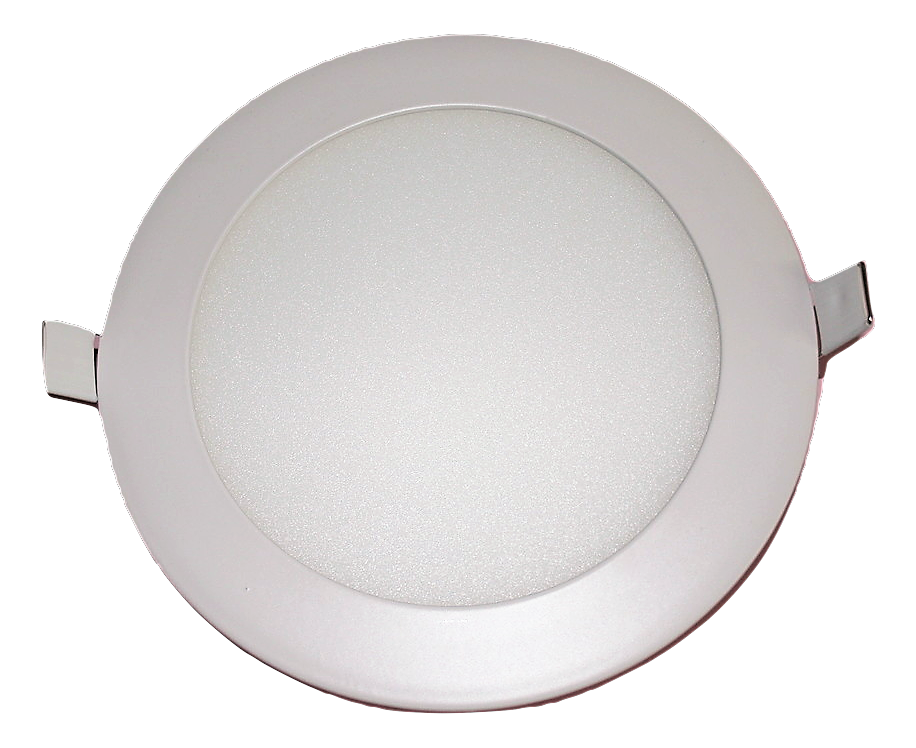 2101 Gunn Led 12W 6K 175 Dia Down Light White New Sale.