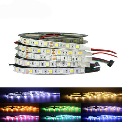 21111 15Mts 12VDC RGB 5050 60Led Per Mt 44 Key Control Flexible.