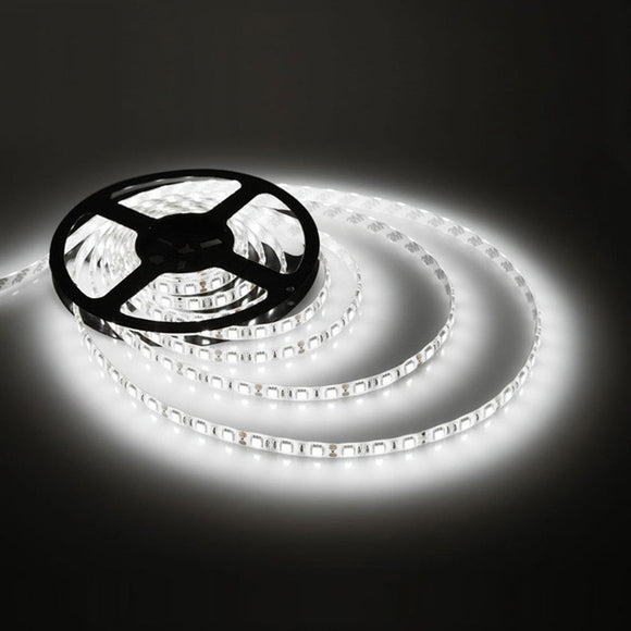 21115 Gunn 24W 3K Led Strip 5050 W/W 2 Mts Flexible.