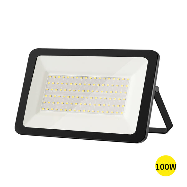 23102 Merge 100W 6K Flood Light Plug Excluded Impressive Glowing Sale.