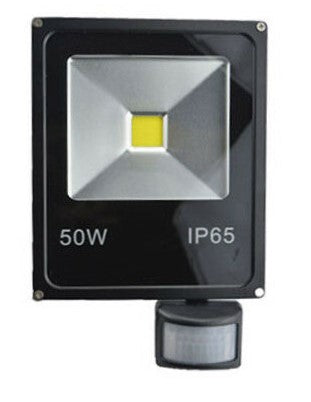 25117 B Gunn 50W 240V AC Flood Light With Sensor Efficient Celebration Glowing Sale Diamonds.