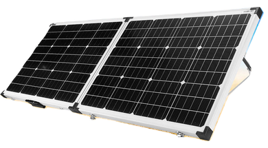 25119 Gunn 200W Folding Solar Panel Mono Charging Energy Outback Sale.