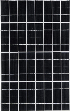 25120 Gunn 10W 12V Mono Solar Panel Kit Outback Energy Sale.