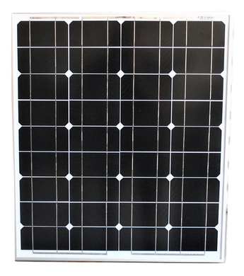 25121 Gunn 60W 12V Mono Solar Panel camping Kit Energy Outback Sale.