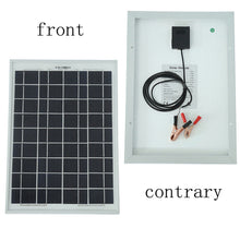Load image into Gallery viewer, 25123 Gunn 10W 12V Solar Panel Kit Battery Charge Outback Energy Sale.