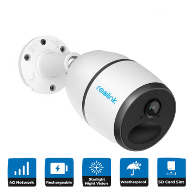 25138 Gunn 4G LTE Mobile Security Camera Secure.