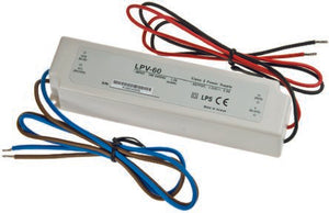 26003 Gunn MW Power Supply 12VDC 5A CLG-60-12 Priced To Suite.