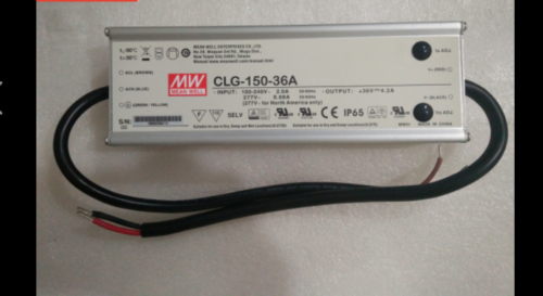 26009 Gunn MW Power Supply 36VDC 4.2A CLG 15036A