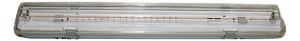 27114 Gunn T8 Single Batten With cover 600mm Long Ease Great Savings Glowing Sale.