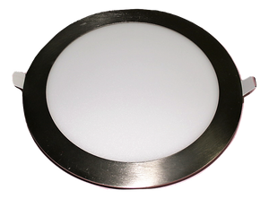 5105 Gunn Led 18W 45K 225 Dia Down Light Stainless Steel Rim Best Sale.