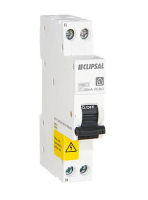 5116 Gunn Clipsal 20AMP RCBE220/305 Safety Switch.
